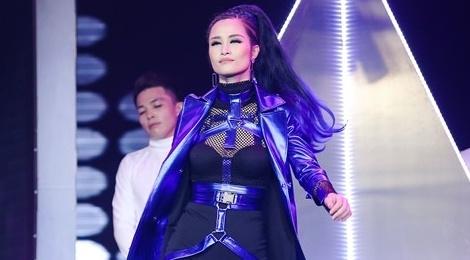 Dong Nhi bat ngo tro lai The Remix de ung ho 'ga cung' hinh anh