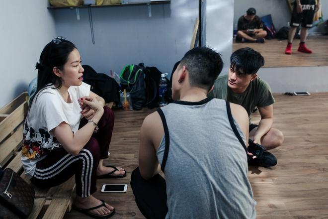 Lam Vinh Hai cham mat vo cu anh 3