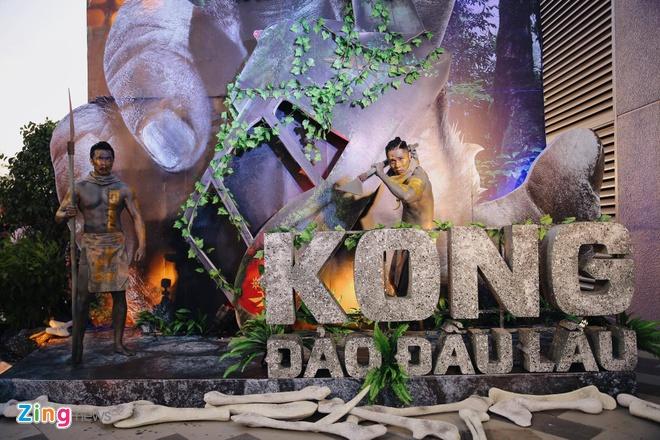 San khau ra mat 'Kong: Skull Island' o TP.HCM chay rui hinh anh 9
