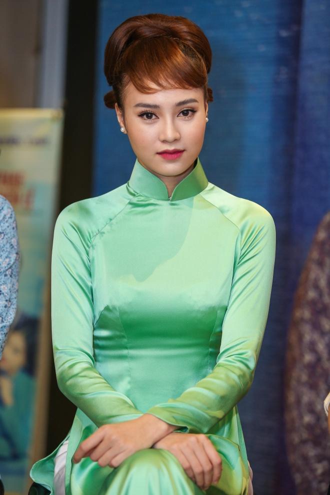 Ra mat dan dien vien phim 'Co Ba Sai Gon' cua Ngo Thanh Van hinh anh 7