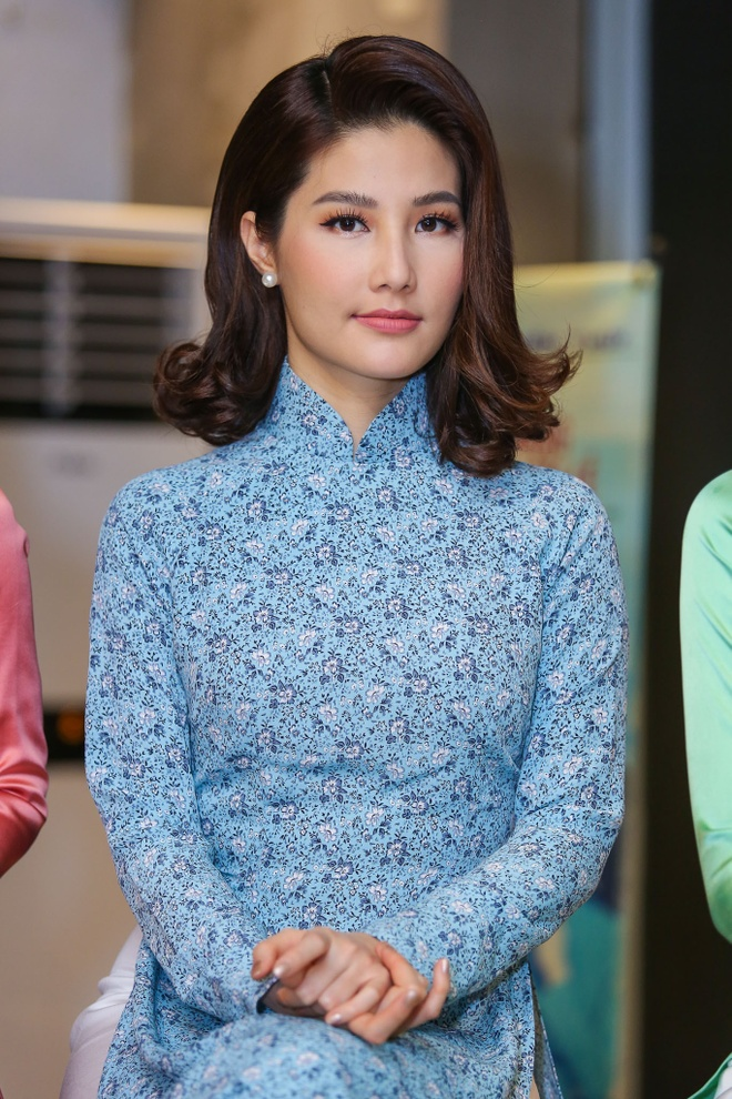 Ra mat dan dien vien phim 'Co Ba Sai Gon' cua Ngo Thanh Van hinh anh 8