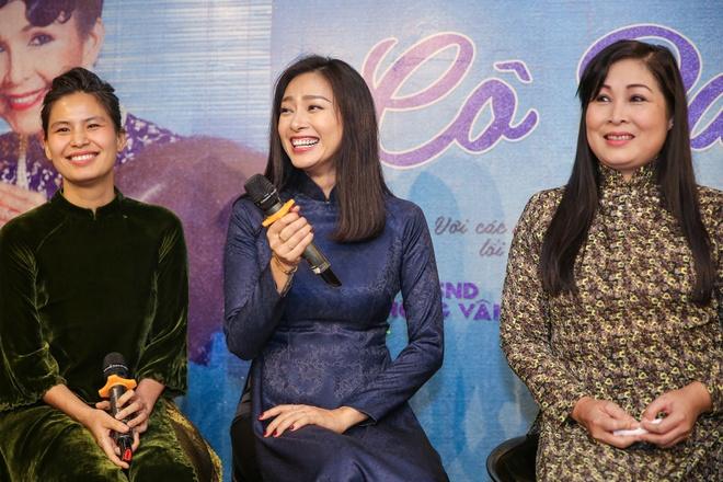 Ra mat dan dien vien phim 'Co Ba Sai Gon' cua Ngo Thanh Van hinh anh 3
