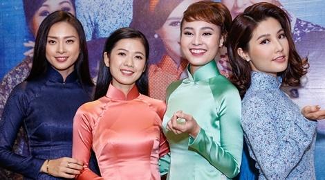 Ra mat dan dien vien phim 'Co Ba Sai Gon' cua Ngo Thanh Van hinh anh
