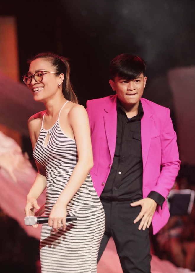 khach moi live show Quang Dung anh 5