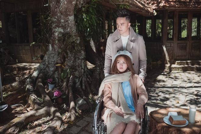 Cao Thai Son om ap hot girl trong MV moi hinh anh 5