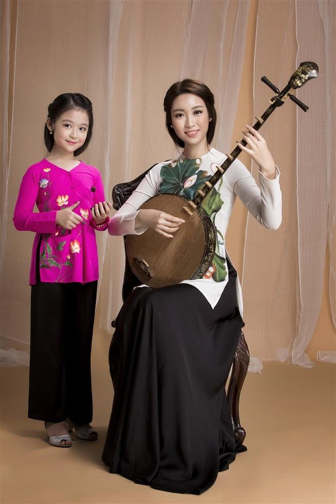Hoa hau My Linh va 'tieu my nhan' Bao Ngoc quang ba don ca tai tu hinh anh 7