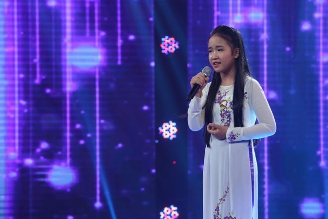 Be 9 tuoi duoc Quang Linh vi la 'ban sao nhi' Tung Duong hinh anh 7