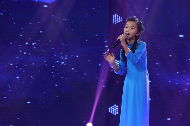 Be 9 tuoi duoc Quang Linh vi la 'ban sao nhi' Tung Duong hinh anh 5