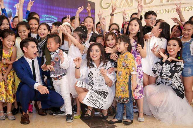 cau be ban keo keo Vietnam Idol Kids 2017 anh 4