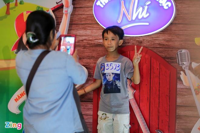 cau be ban keo keo Vietnam Idol Kids 2017 anh 2