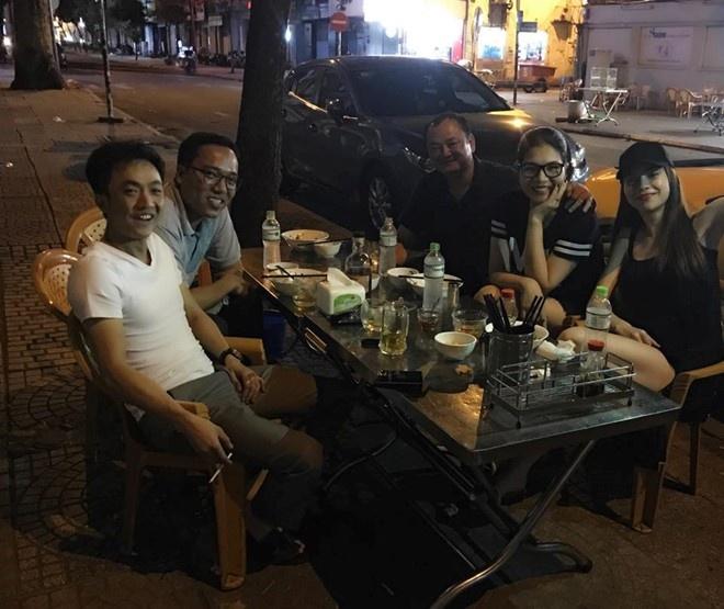 Cuong Do La viet cho Ho Ngoc Ha: 'Ta la gi cua nhau?' hinh anh 2