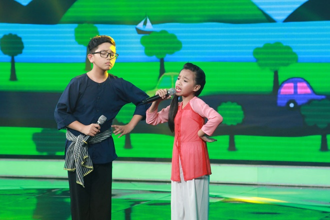 'Hien tuong dan ca' 7 tuoi Nghi Dinh lay nuoc mat cua Cam Ly hinh anh 12