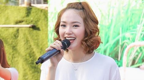 Minh Hang bac bo tin don bi chen ep phai bo ghe HLV The Face hinh anh