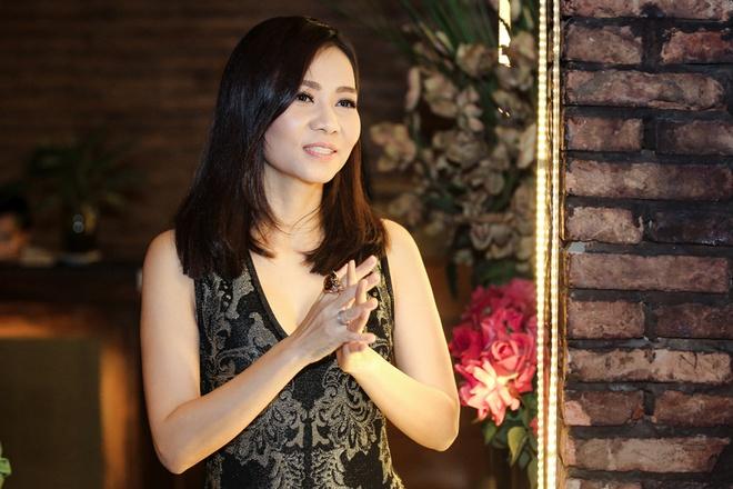 Chong Tay nam chat tay, dan Thu Minh di dien hinh anh 3