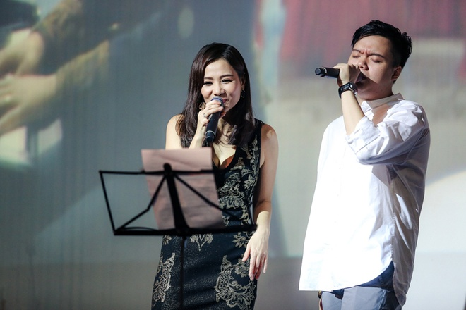 Chong Tay nam chat tay, dan Thu Minh di dien hinh anh 7