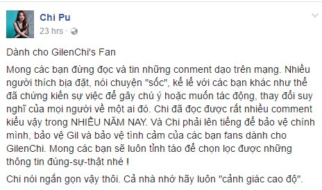 Chi Pu yeu Gil Le anh 1