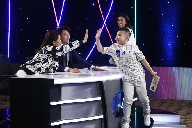 'Hien tuong mang' Bao An bi Bich Phuong tu choi tai Vietnam Idol Kids hinh anh 8