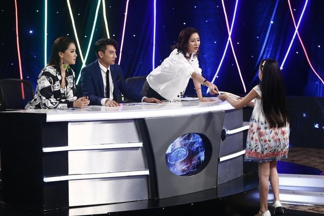 'Hien tuong mang' Bao An bi Bich Phuong tu choi tai Vietnam Idol Kids hinh anh 4