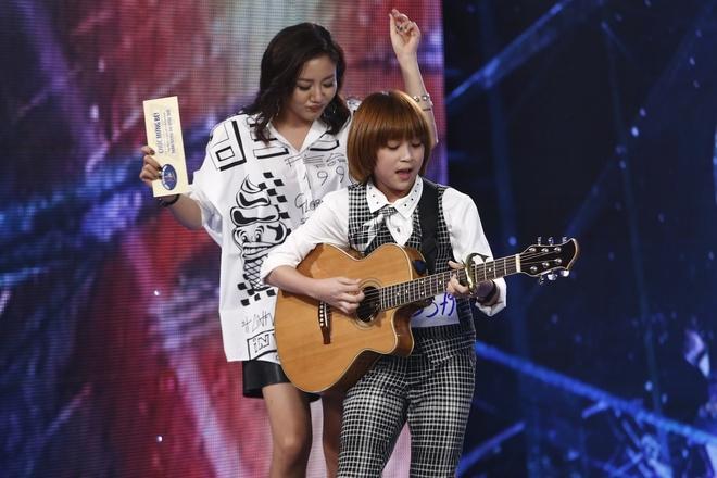 'Hien tuong mang' Bao An bi Bich Phuong tu choi tai Vietnam Idol Kids hinh anh 6