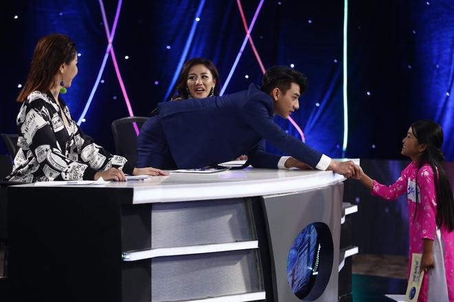 'Hien tuong mang' Bao An bi Bich Phuong tu choi tai Vietnam Idol Kids hinh anh 9