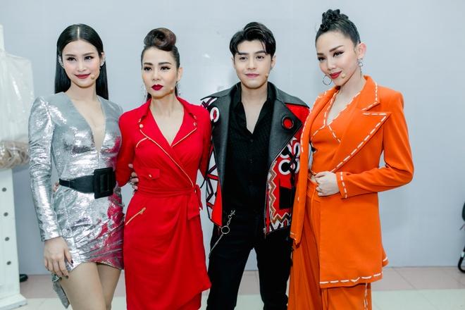 Hoai Lam dan ban gai Bao Ngoc cung di dien hinh anh 9