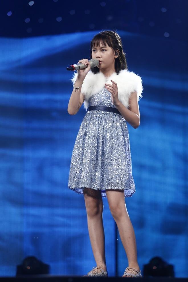 'Hien tuong mang' Bao An bi loai som o Vietnam Idol Kids hinh anh 1