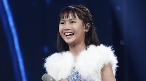 'Hien tuong mang' Bao An bi loai som o Vietnam Idol Kids hinh anh