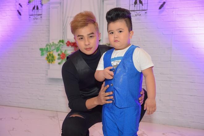 Duong Hieu Nghia mung sinh nhat con trai Tin Tin anh 2