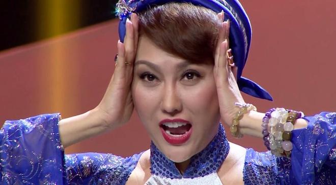 Phi Thanh Van lo ro giong hat yeu tren song truyen hinh hinh anh