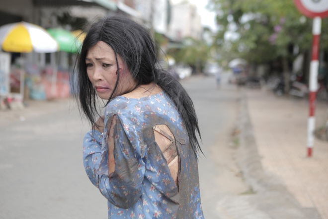 Phuong Thanh dua nan bao hanh gia dinh len phim ngan anh 2