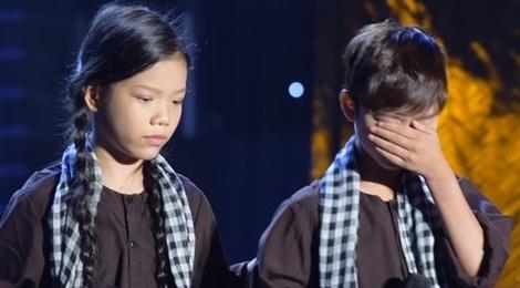 Duong Trieu Vu, Minh Tuyet bat khoc vi man song ca 'Sa mua giong' hinh anh
