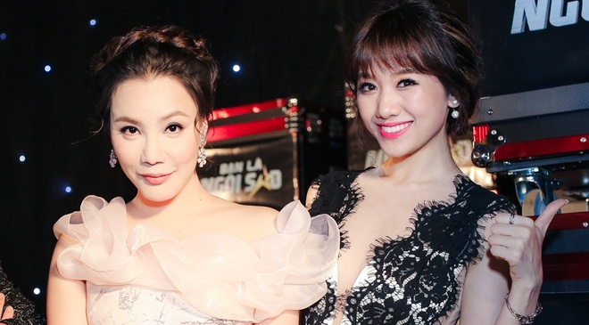 Ho Quynh Huong: Bo ghe nong vi NSX tra cat-xe cham, thi sinh hat chong hinh anh