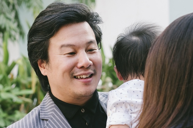 Thanh Bui va ba xa doanh nhan lan dau be cap sinh doi di su kien hinh anh 1