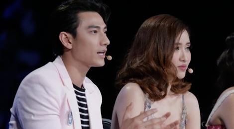 Co be khiem thi cua Vietnam Idol Kids khien Bich Phuong bat khoc hinh anh
