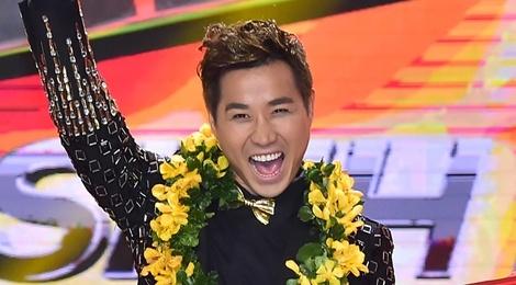 Vuot Le Giang, MC Nguyen Khang nhan giai 300 trieu dong hinh anh