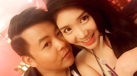 Quang Le: 'Chia tay Thanh Bi vi khong thich lay nguoi trong showbiz' hinh anh