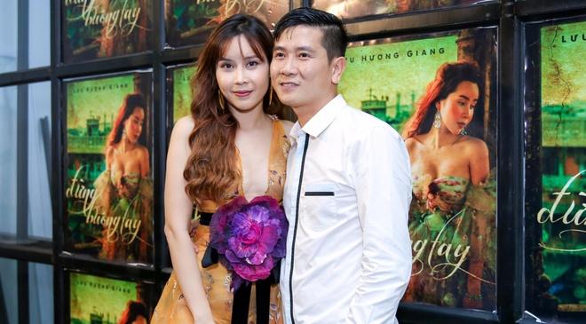 Sau 2 nam nghi sinh con, Luu Huong Giang duoc Ho Hoai Anh dau tu ra MV hinh anh