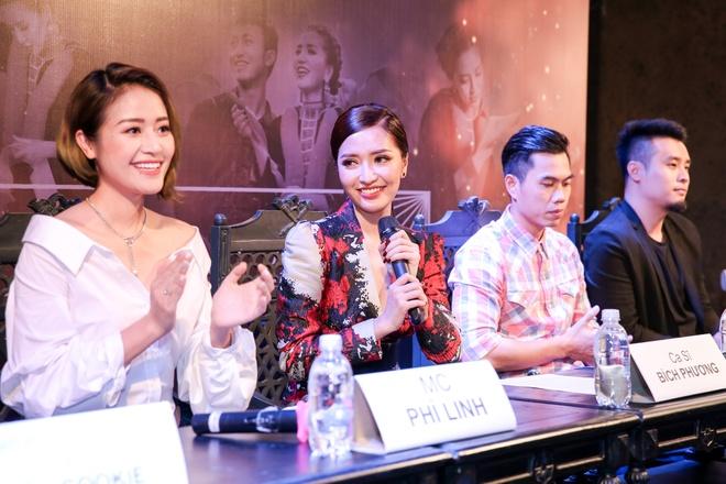 Bich Phuong chia se ly do tam thoi ngung hat ballad hinh anh 1