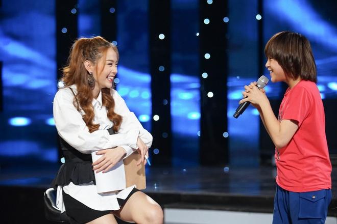 Minh Hang lam giam khao chung ket Vietnam Idol Kids hinh anh 2