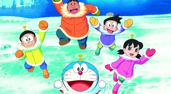Viet Nam la nuoc dau tien mua 'Doraemon' de phat song hinh anh