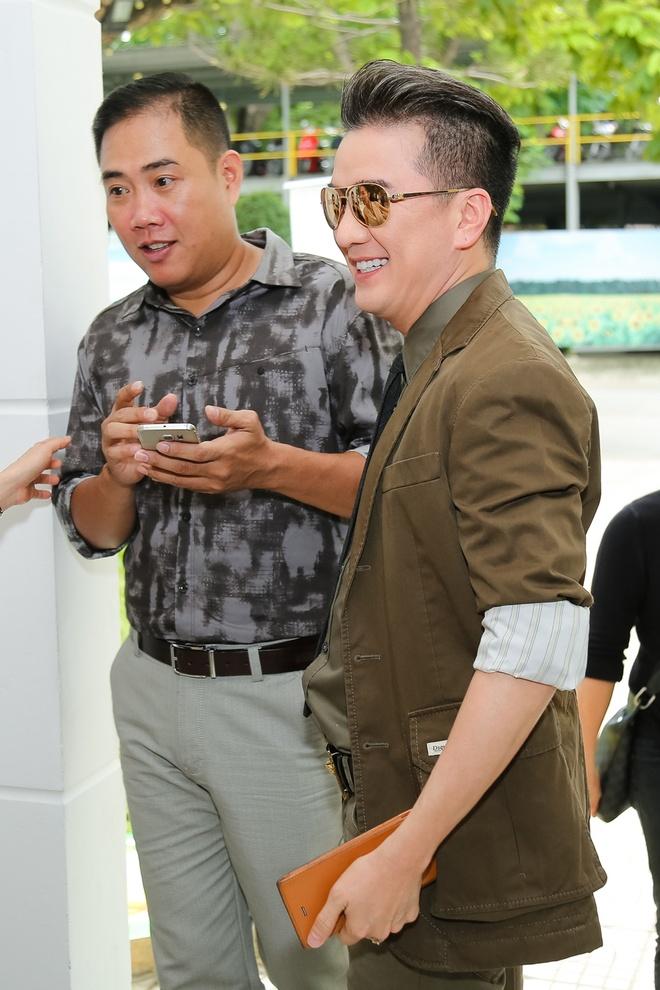 Sau Dam Vinh Hung, ong xa Cam Ly cung bo qua mau thuan voi Quang Le hinh anh 2