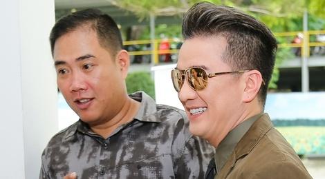 Sau Dam Vinh Hung, ong xa Cam Ly cung bo qua mau thuan voi Quang Le hinh anh