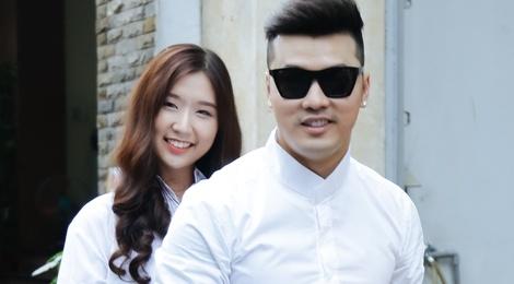 Hot girl Han Quoc dong MV cho Ung Hoang Phuc hinh anh