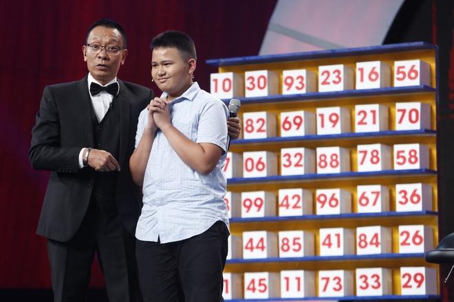 MC Lai Van Sam ngo ngang vi cau be Phillipines co tri nho phi thuong hinh anh 2