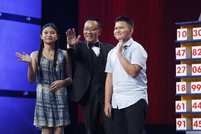 MC Lai Van Sam ngo ngang vi cau be Phillipines co tri nho phi thuong hinh anh 1
