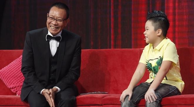 MC Lai Van Sam bi cau be 10 tuoi phe binh vi 'tu duy thieu logic' hinh anh