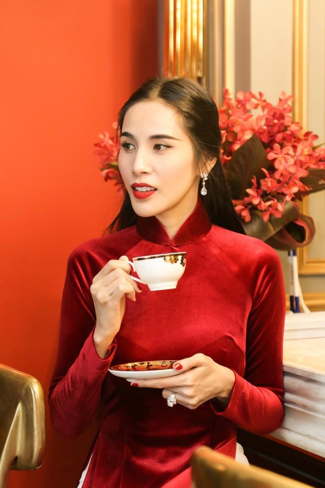Cong Vinh ho tro Thuy Tien lam album bolero hinh anh 1