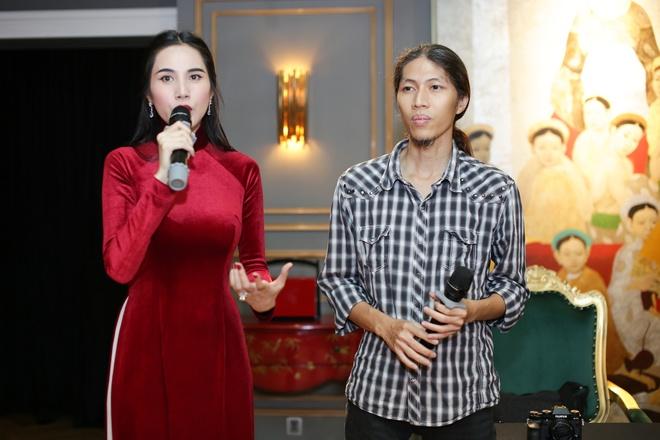 Cong Vinh ho tro Thuy Tien lam album bolero hinh anh 2