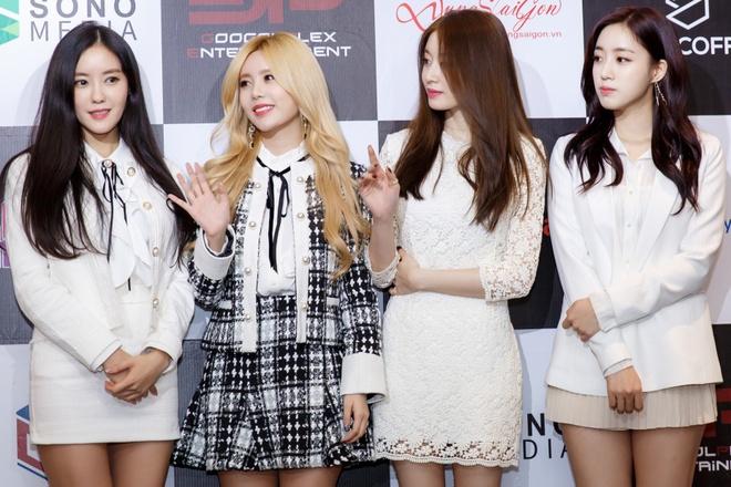 Concert T-ara 2017 in Vietnam anh 1