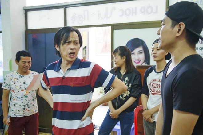 NSND Ngoc Giau, NSUT Hoai Linh tap luyen cho live show Kieu Minh Tuan hinh anh 9